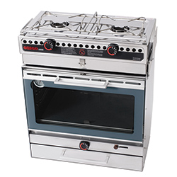 MARINE AIR: Origo 6000 Oven With Stove