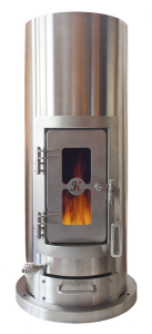 Kimberly Stove by Unforgettable Fire, LLC.