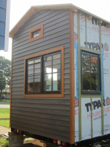 Furring Strips and Siding