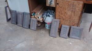 Cabinet Door Making